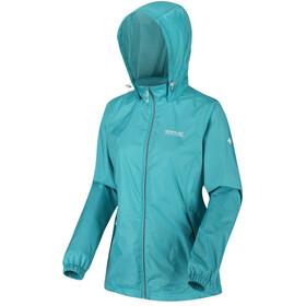 Regatta Corinne IV Waterproof Shell Jacket Women turquoise